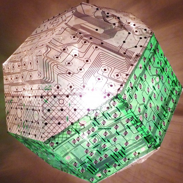 Circuit-Hedrons